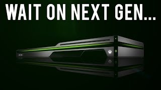 Why I Will NOT Buy a Next Generation Console at Launch