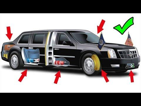 Başkan Trump'ın İnanılmaz Arabasının 5 Özelliği