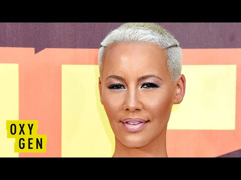 Here's why Amber Rose Keeps Her Head Shaved - Very Real | Oxygen