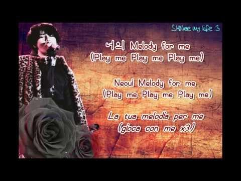 Taemin - Play Me (소나타) [SUB ITA, ROM. HANGUL]
