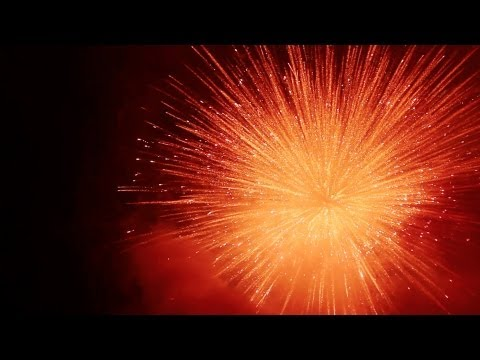 Fireworks - Thrissur Pooram
