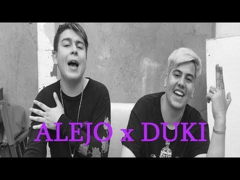 ENTREVISTA A DUKI Y ALEJO | ¿Porque abandonan las batallas? + Adelanto de NUEVA canción