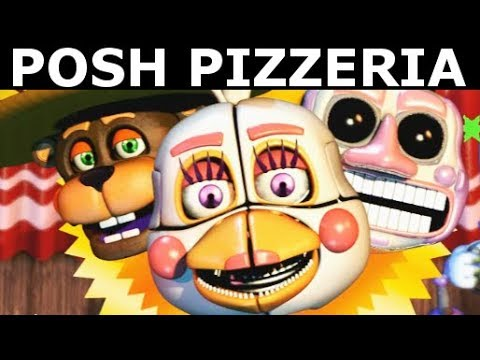 Fnaf 6 How To Unlock Posh Pizzeria Achievement Freddy Fazbears