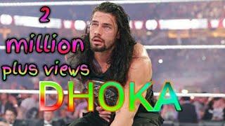 New-WWE-REMIX-Apno-Ne-Diya-Dhokha-Song-Video-2019-|-WWE-Shield-Superstar-||-Technique-Mahatma-Ji-Tmj