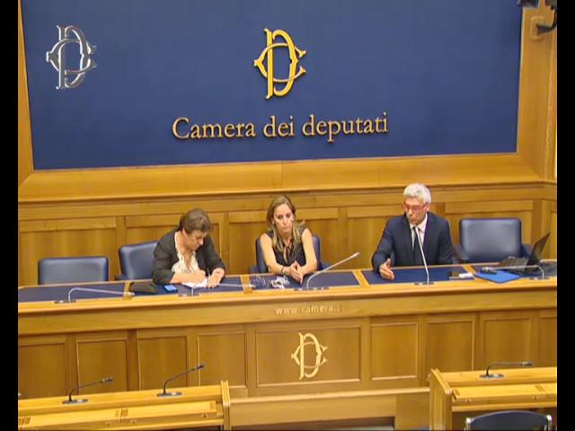 Osservatorio diritti scuola - Conferenza stampa Eleonora Cimbro