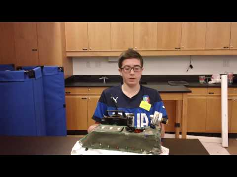 Jonah's Final Video - RC Hovercraft!