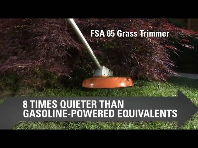 FSA 65/FSA 85 STIHL Lithium-Ion Trimmer