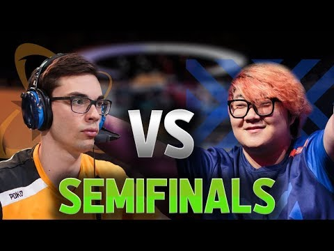 Jayne Casts Philadelphia Fusion vs New York Excelsior | Overwatch League Playoffs Semifinals Match 2 thumbnail