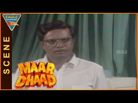 Maar Dhaad Hindi Movie || Sadashiv Kills Dr D Cruz || Hemant Birje, Mandakini, Huma Khan