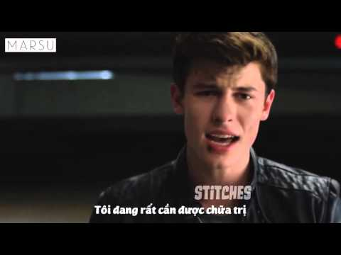 [Lyrics + Vietsub CC] Stitches - Shawn...