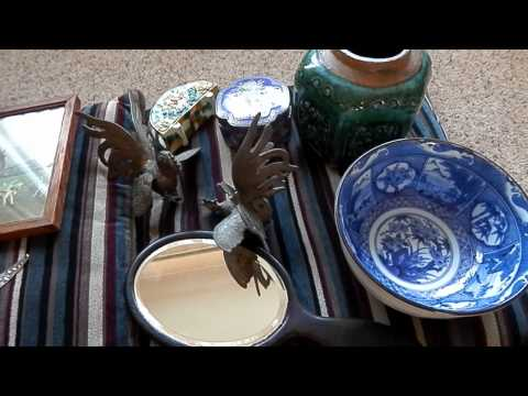 Some More Amazing Antique Finds: Sterling Silver and Chinese Ceramics