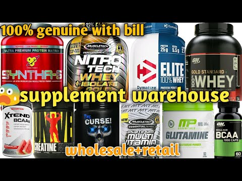 BUY GENUINE PROTEIN AND SUPPLEMENTS FROM WAREHOUSE (ON,ULTIMATE NUTRITION,MUSCLE PHARMA,MUSCLETECH)