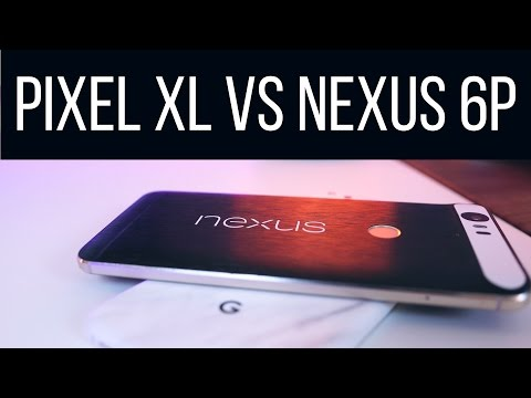 Google Pixel XL vs Nexus 6P: Does the Nexus hold its own?