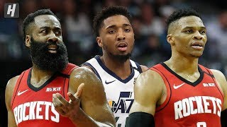 Houston Rockets vs Utah Jazz - Full Game Highlights | February 22, 2020 | 2019-20 NBA Season