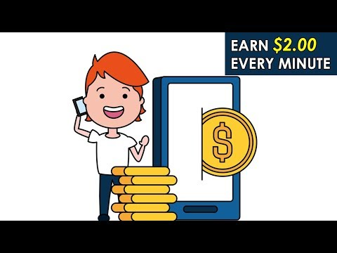 Earn $2 Every Minute Right Now (Free PayPal Money)