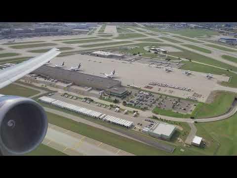 Delta flight 8771 Minneapolis departure.  Boeing 767-400.  Seat 5A.  Gate G6.  10.9.17