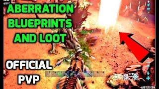 How To Farm Aberration Surface Drops for Crazy Blueprints & Loot! Ark Survival Official PvP