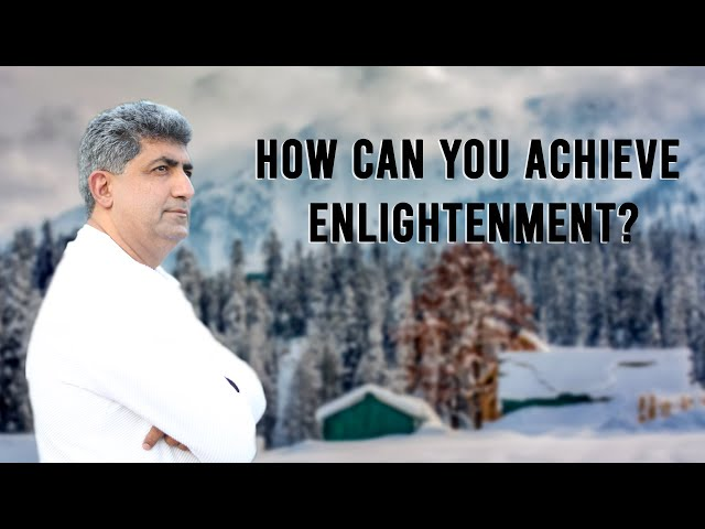 How can you achieve Enlightenment? | AiR On The Go |