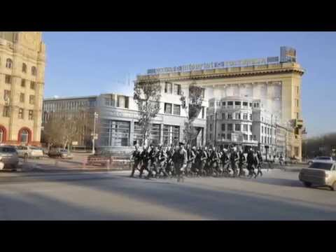 Stalingrad 1943 Volgograd 2013 (This will amaze you!)
