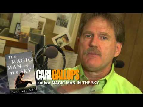UP CLOSE and PERSONAL with Carl Gallups - Coast up Close Television Network