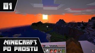 Minecraft: Po Prostu [S01E01] - Za górami, za lasami