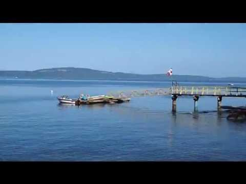 Nanaimo Travel Blog - Boating in the DeCourcy Island Group