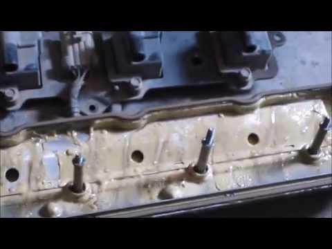 GM Vortec antifreeze/coolant in oil