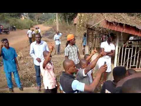 IPOB MURNING HER MEMBER KILLED BY NIGERIA ARMY