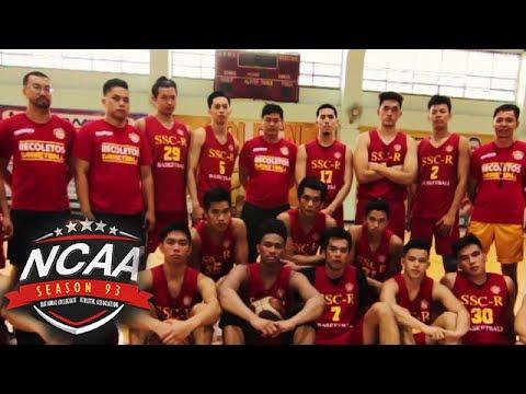 San Sebastian College - Recoletos   Golden Stags   NCAA Season 93 Team Profile