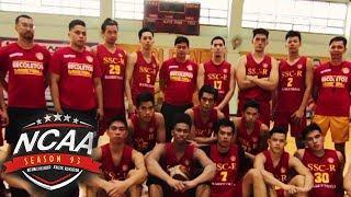 San Sebastian College - Recoletos | Golden Stags | NCAA Season 93 Team Profile
