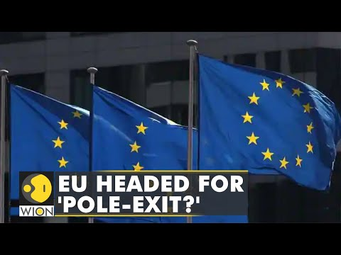 Poland asserts its differences with European Union   Latest English News   World News   WION