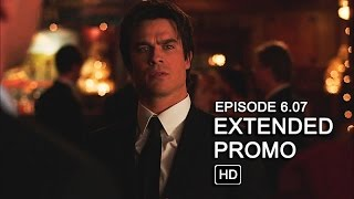 The Vampire Diaries 6x07 Extended Promo - Do You Remember the First Time? [HD]