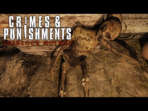Let's Play Sherlock Holmes: Crimes and Punishments - 20 - Skelette und Eiscreme - Blind