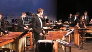 Mount Lebanon Highschool Spring Percussion Ensemble 2012