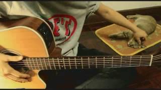 Cats on Mars Cowboy Bebop OST Guitar Cover