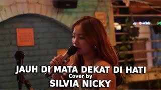 Ran - Jauh Di Mata Dekat Di Hati | Cover By Silvia Nicky Ft Tofan Phasupaty