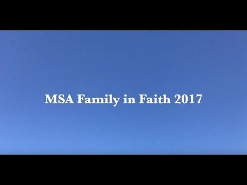Family in Faith 2017 MSA at UCF