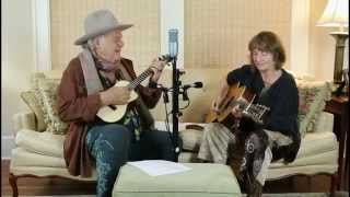 Peter Rowan & Alice Gerrard - What Does The Deep Sea Say