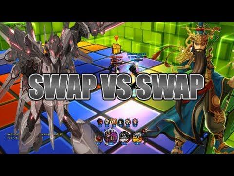 lost saga indonesia swap[BG] vs swap[BG]