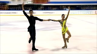 Произвольный танец. Танцы. Baltic Cup. Гран-при по фигурному катанию среди юниоров 2019/20
