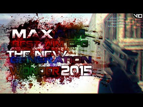 ★ AimMAX ★ CFG PURE AIM ★ 2015 ★ [CS 1.6]