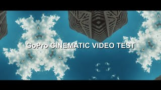 gopro cinematic short test (고프…