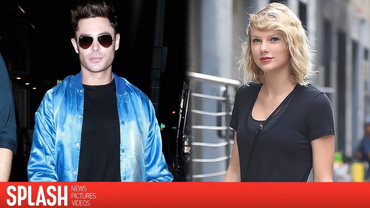 är Zac Efron och Taylor Swift dating