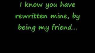 For Good Lyrics
