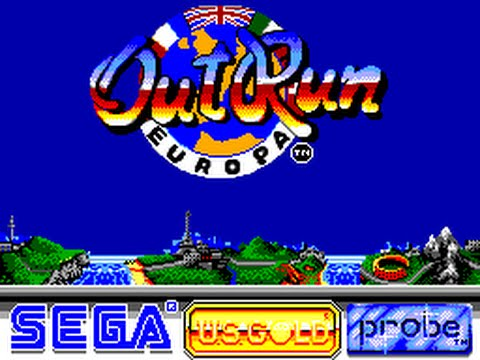 Master System Longplay [117] Outrun Europa