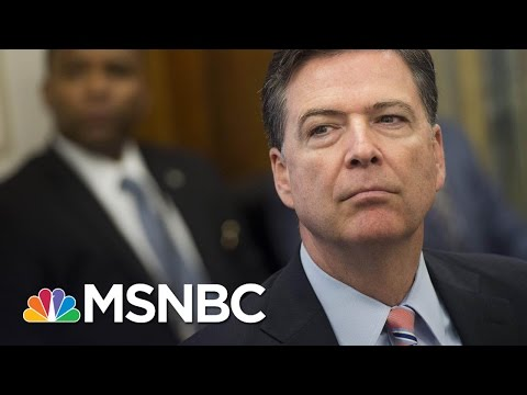 The Danger In James Comey's Definition Of Journalism | For The Record | MSNBC