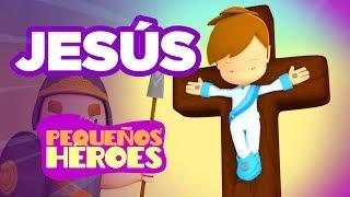 Historias de la Biblia para nios - Jess  Pequeos Hroes