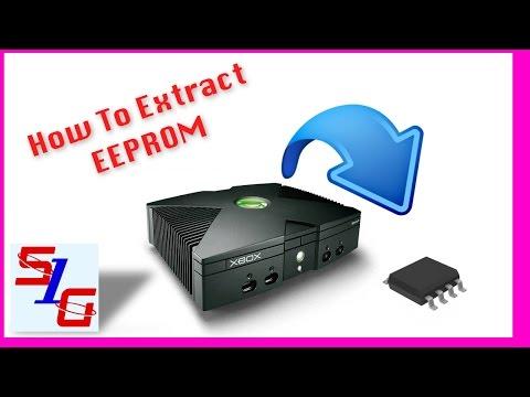 How To Extract Xbox EEPROM Easy