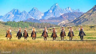 GREAT WESTERN GUEST RANCHES  TV SERIES - GOOSEWING RANCH