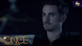 Hook Hides the Shears from Emma - Once Upon A Time